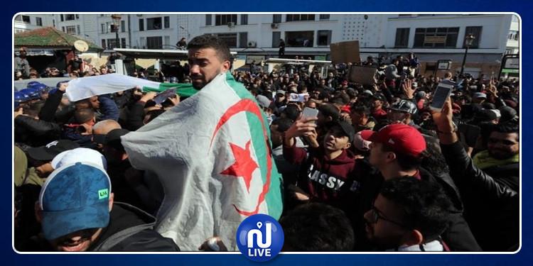 الشرطة الجزائرية تعتقل 20 محتجا رافضين للإنتخابات