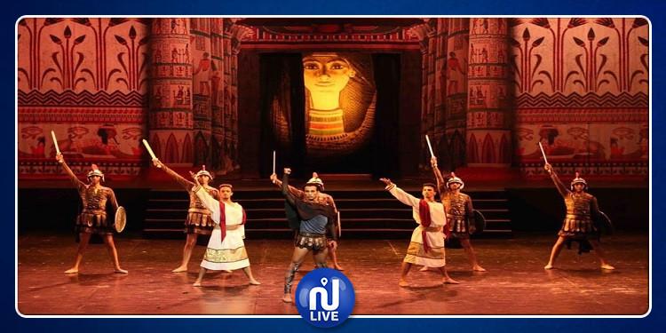 الثقافة المصرية تتلألأ على ضفاف الجانج بالهند