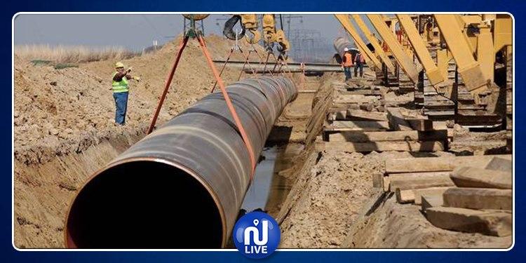 خط لنقل الغاز بين مصر و''اسرائيل''