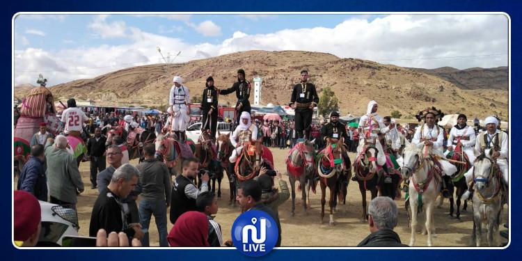 سيدي بوزيد :  انطلاق فعاليات مهرجان سيدي خليف (صور)
