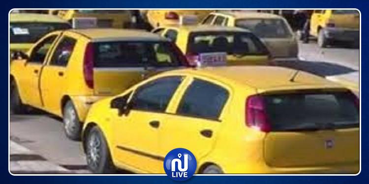 طبرقة:  أصحاب التاكسي الفردي يحتجون