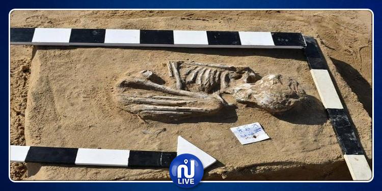 مصر: إكتشاف مقبرة تعود للعصرين الروماني واليوناني