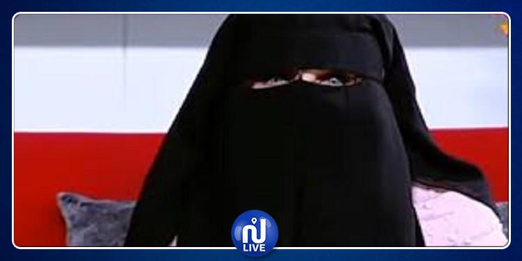 لأول مرة على شاشات قناة عربية.. ظهور إعلامية بالنقاب(فيديو)