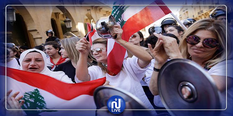 رغم تواصل الاحتجاجات: لبنان يحتفل بعيد الاستقلال