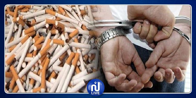 تطاوين: حجز كمية من السجائر الأجنبية المهرّبة