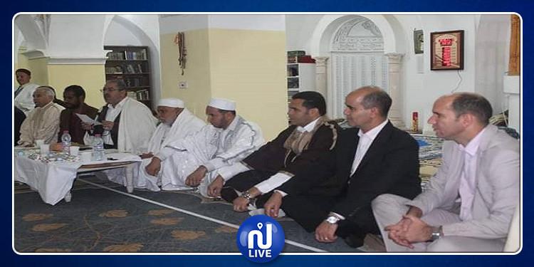 قبلي: موكب للاحتفال بالمولد النبوي الشريف وتكريم إطارات مسجدية