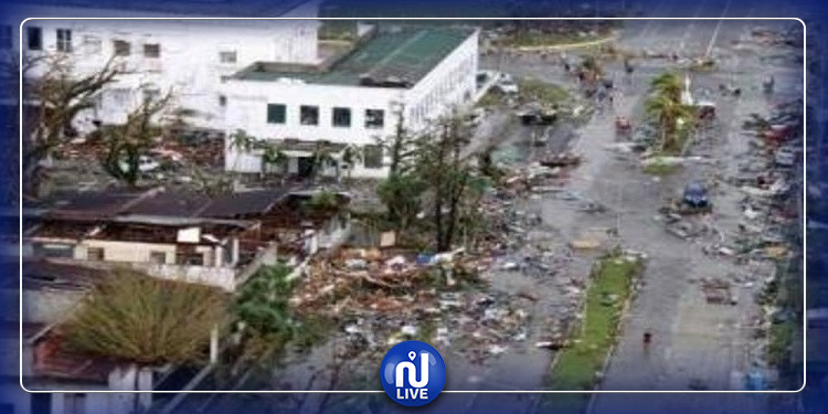 مصرع 13 شخصا إثر إعصار في الفلبين.. تزامنا مع عيد الميلاد