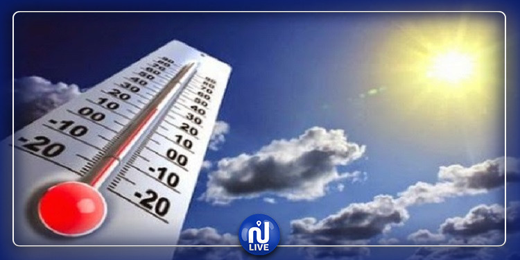 إرتفاع طفيف في درجات الحرارة اليوم