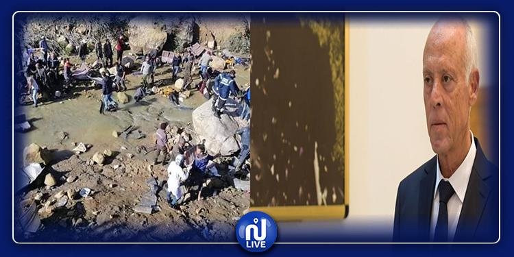 قرارات المجلس الوزاري المضيق على خلفيّة حادث عمدون
