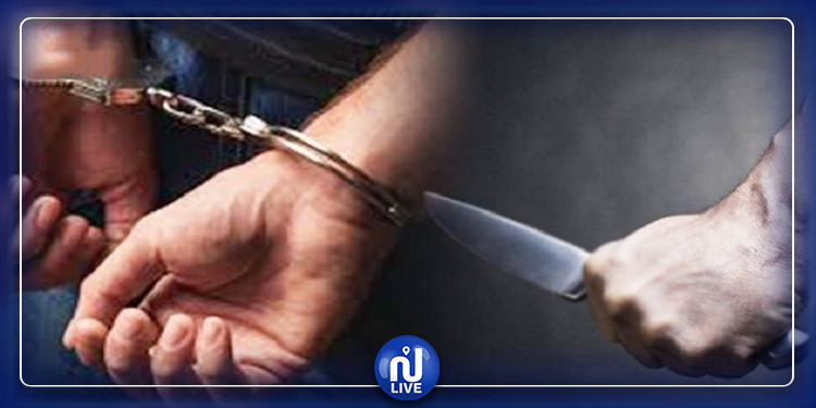 القبض على منحرف تورط  في أكثر من 10 قضايا تعلقت بالسرقة
