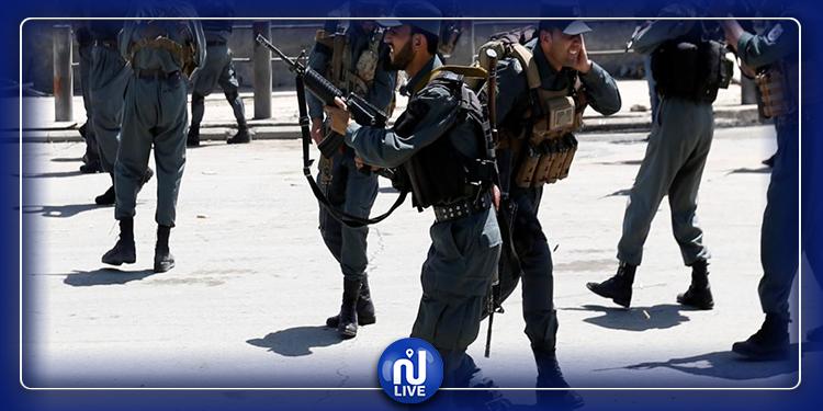 طالبان تقتل 10 من عناصر الشرطة الأفغانية