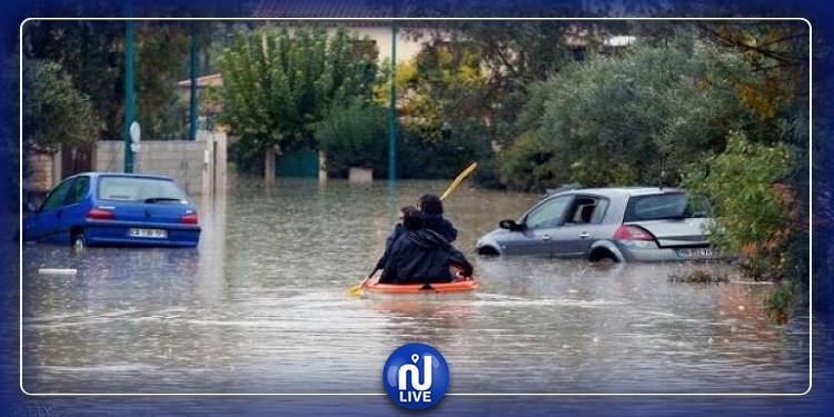عاصفة في فرنسا تودي بحياة 3 أشخاص