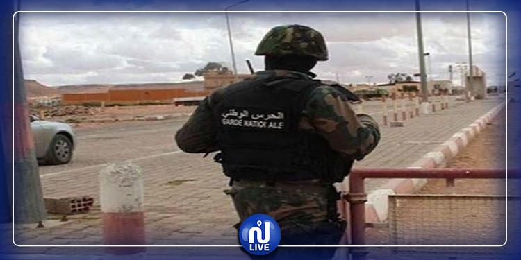 بن قردان: ضبط 05 أشخاص بصدد إجتياز الحدود البرية خلسة