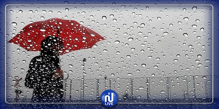 الحرارة في انخفاض وأمطار متوقعة
