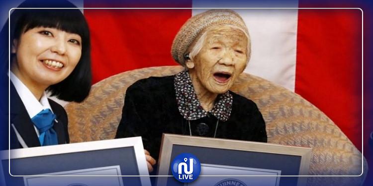 عمرها 117 سنة.. يابانية تحتفظ برقمها القياسي كأكبر مُعمر في العالم
