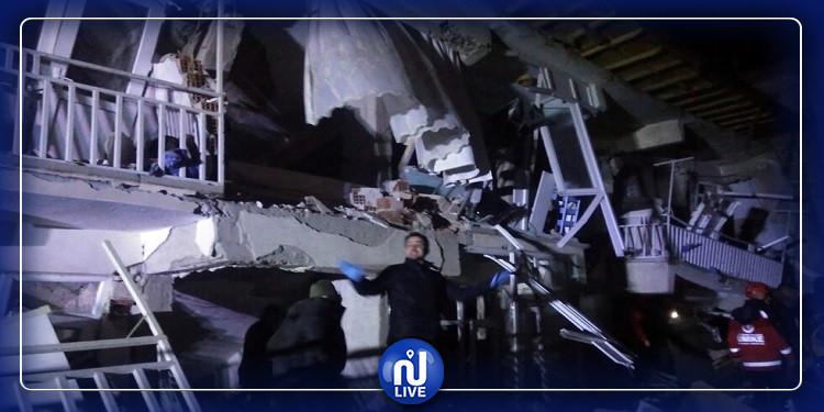 4 قتلى على الأقل في زلزال عنيف شرق تركيا