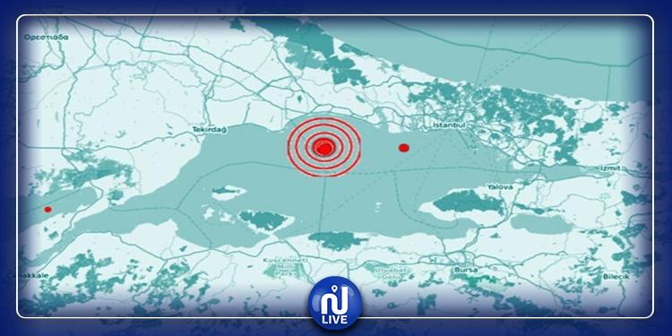 زلزال عنيف يهز تركيا ويصل 3 دول أخرى