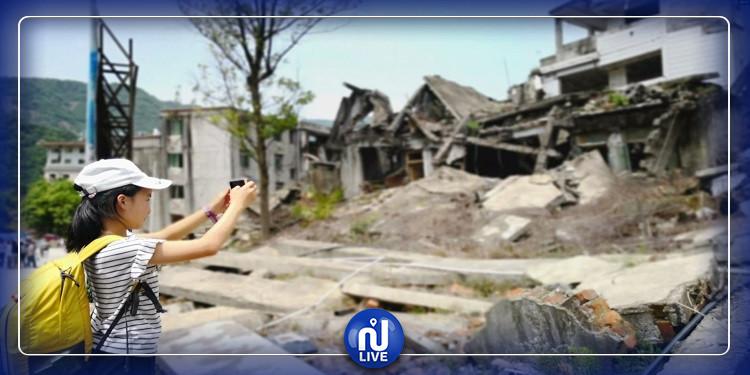 زلزال قوي يضرب  أقصى غربي الصين
