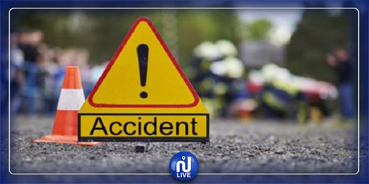 القصرين: وفاة شخص وإصابة إثنين آخرين في حادث مرور