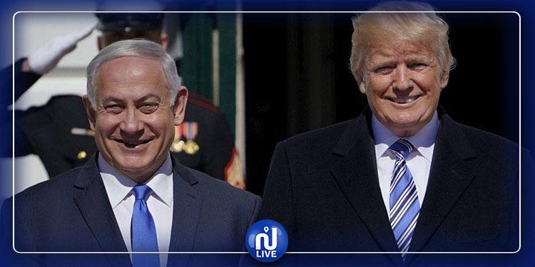 Un plan de paix au centre d'une rencontre Trump-Netanyahu