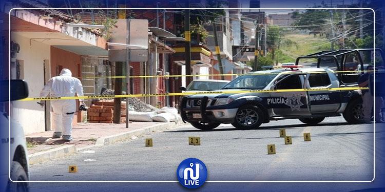 Mexique : neuf morts dans l'attaque d'un hôtel