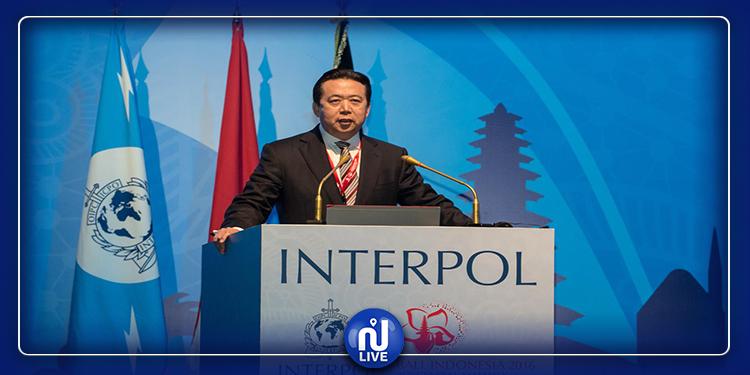 الحكم بالسجن على رئيس ''الانتربول'' الصيني بتهم الفساد