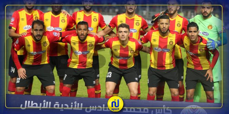 Ligue des champions : le onze de départ de l'EST face au Raja Casablanca