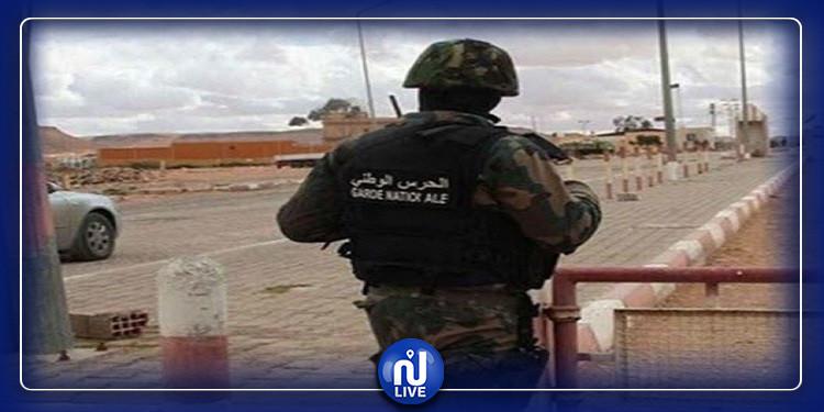 بنقردان: ضبط 5 أشخاص بصدد اجتياز الحدود البرية خلسة