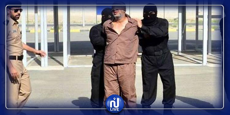 السعودية تُعدم معمر القذافي المصري