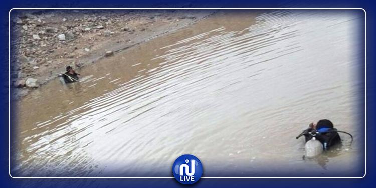 قرمبالية: انتشال جثة شاب من قنال وادي مجردة