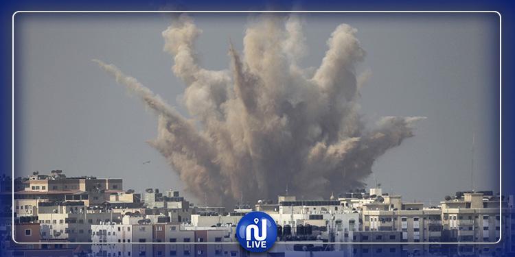 Palestine: nouveaux raids aériens israéliens sur Gaza
