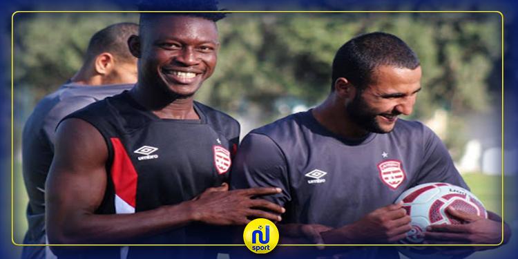 Club africain : Derick Sasraku quitte le club à l'amiable