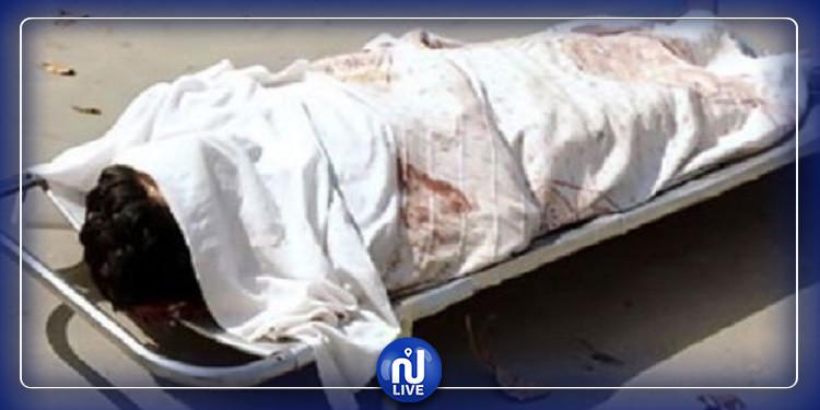 قرمبالة: جريمة قتل بشعة بواسطة سيف