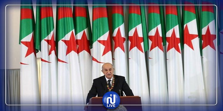 الإعلان عن تشكيلة الحكومة الجزائرية الجديدة