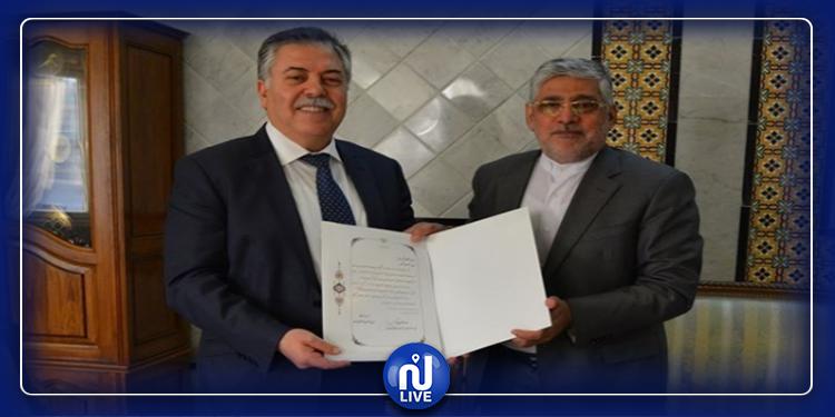 سفير جديد لإيران في تونس