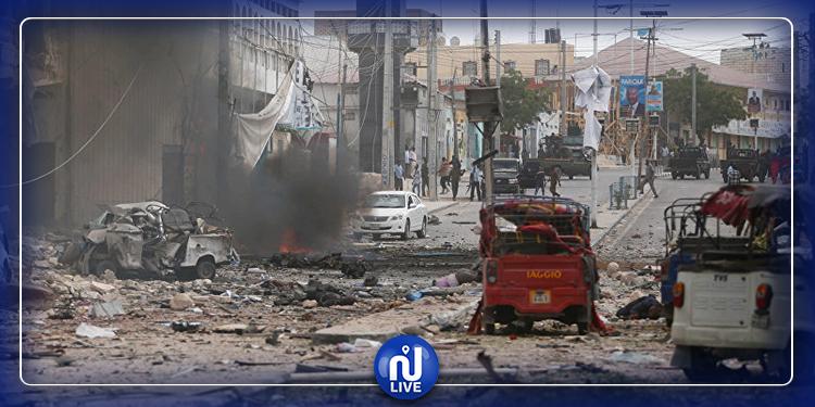 Mogadiscio frappé par un nouvel attentat