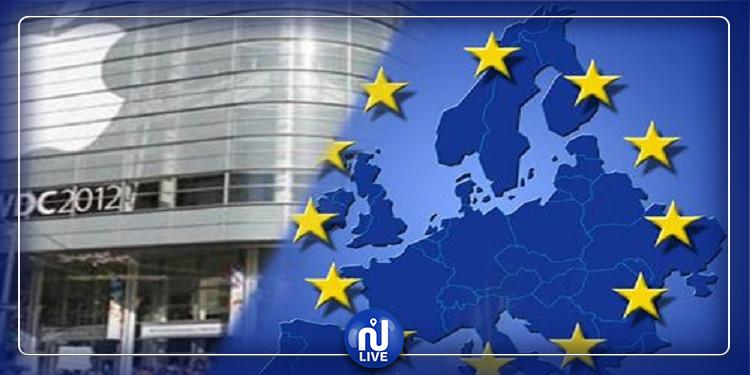 سبب الخلاف بين الإتحاد الأوروبي وأبل الأميركية