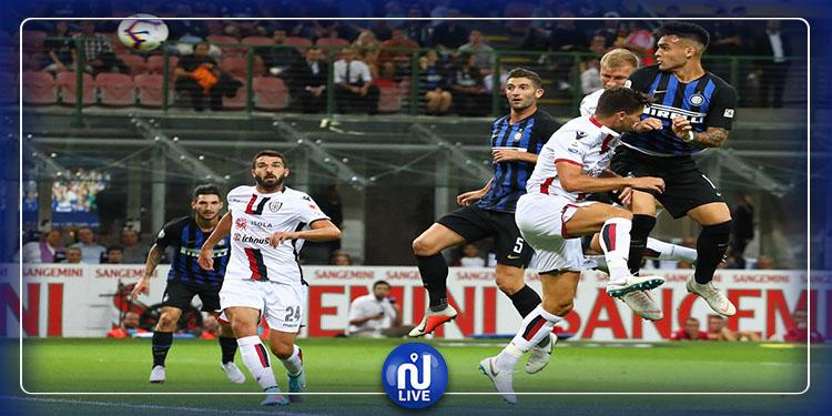 Serie A : Mauvaise opération pour l'Inter Milan !