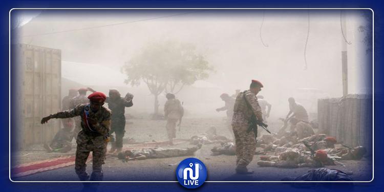 اليمن: مقتل 25 جنديا في هجوم للحوثيين على معسكر