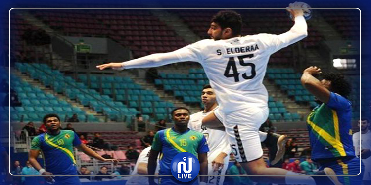 CAN Handball : l'Egypte s'impose face à l'Algérie et file en finale !