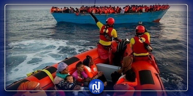 إنقاذ 78 ''مهاجرا'' قبالة السواحل الليبية