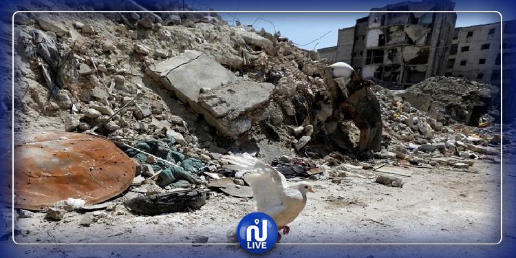 سوريا: قتلى وجرحى جراء قصف مسلحين بحلب