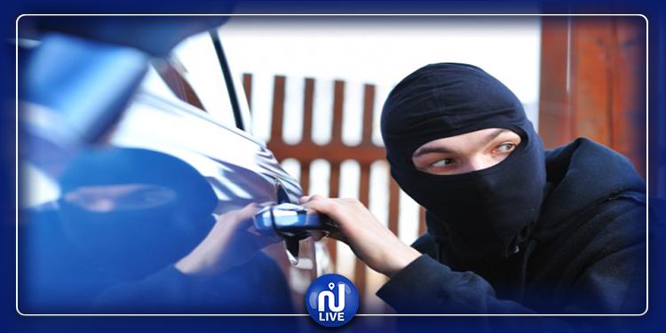 قبة المنزه: القبض على نشال السيارات