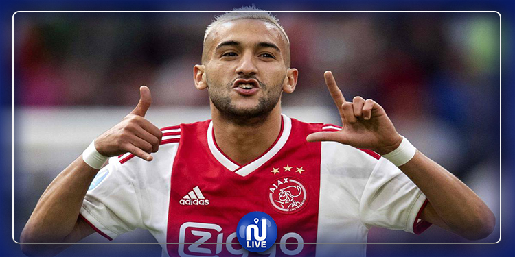 Officiel : Hakim Ziyech s'engage avec Chelsea !