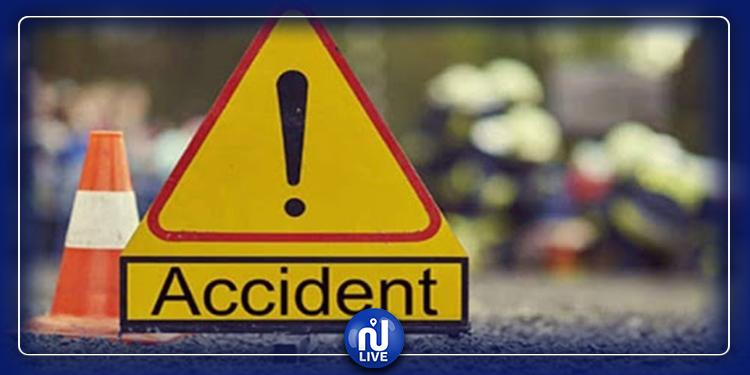 قفصة: حادث مرور يسفر عن اصابات متفاوتة الخطورة