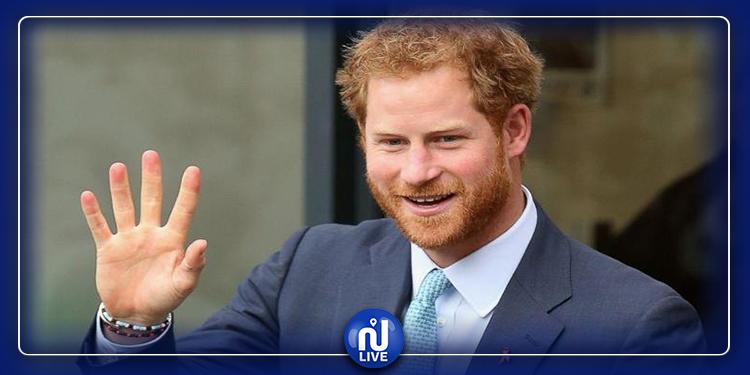 الأمير هاري يدخل عالم الغناء بمناسبة حدث رياضي دولي (فيديو)