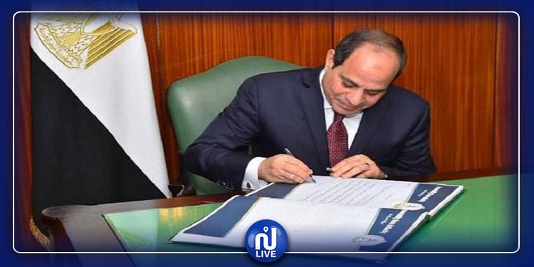 بموافقة السيسي.. زواج وزير مصري من تونسية