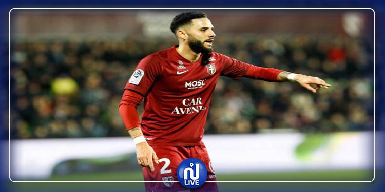 FC Metz : ''Une énorme déception'' pour Dylan Bronn