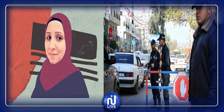 غزة: خنقها زوجها  حتى الموت بسبب 5 دولارات (صور)