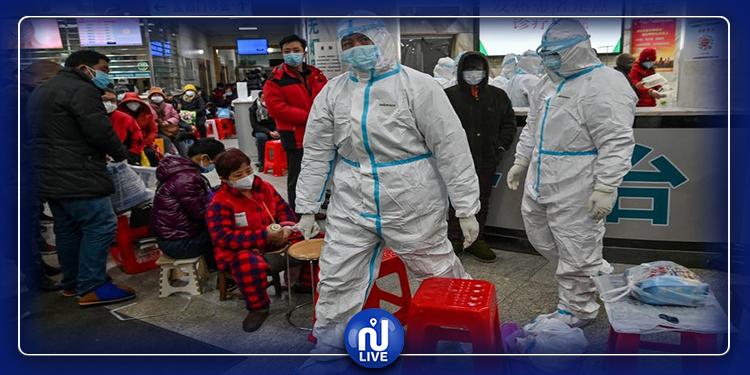 الصين: تحسن الوضع الصحي في موطن تفشي كورونا